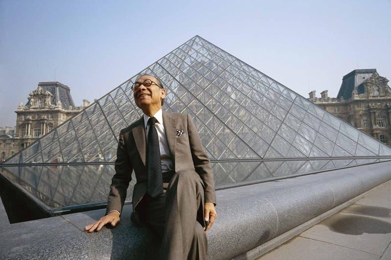 Louvre Pyramide Ieoh Ming Pei architecte mort décédé