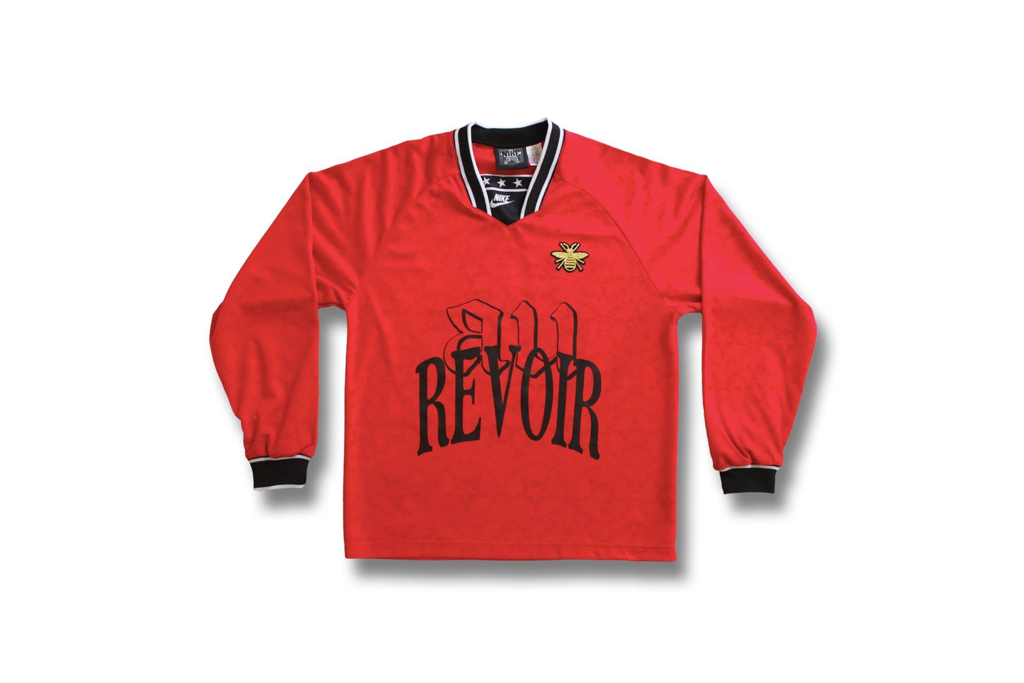 Golden Cabane revisite le maillot de Manchester United pour une collection en hommage à Éric Cantona
