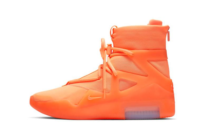 Photo Nike Air Fear of God 1
