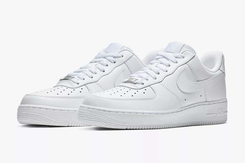 Nike air force 1 translucide pack photos