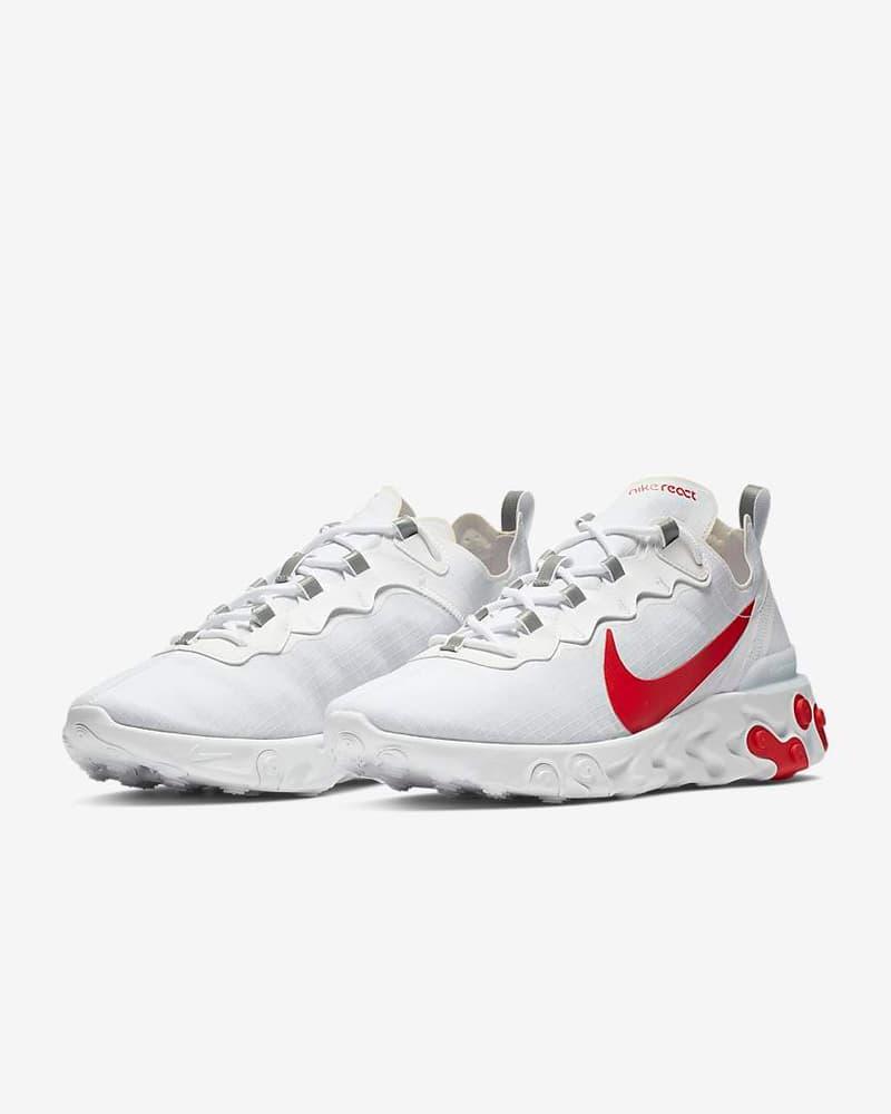 "Photos des Nike React Element 55 ""Euphoria Mode"""