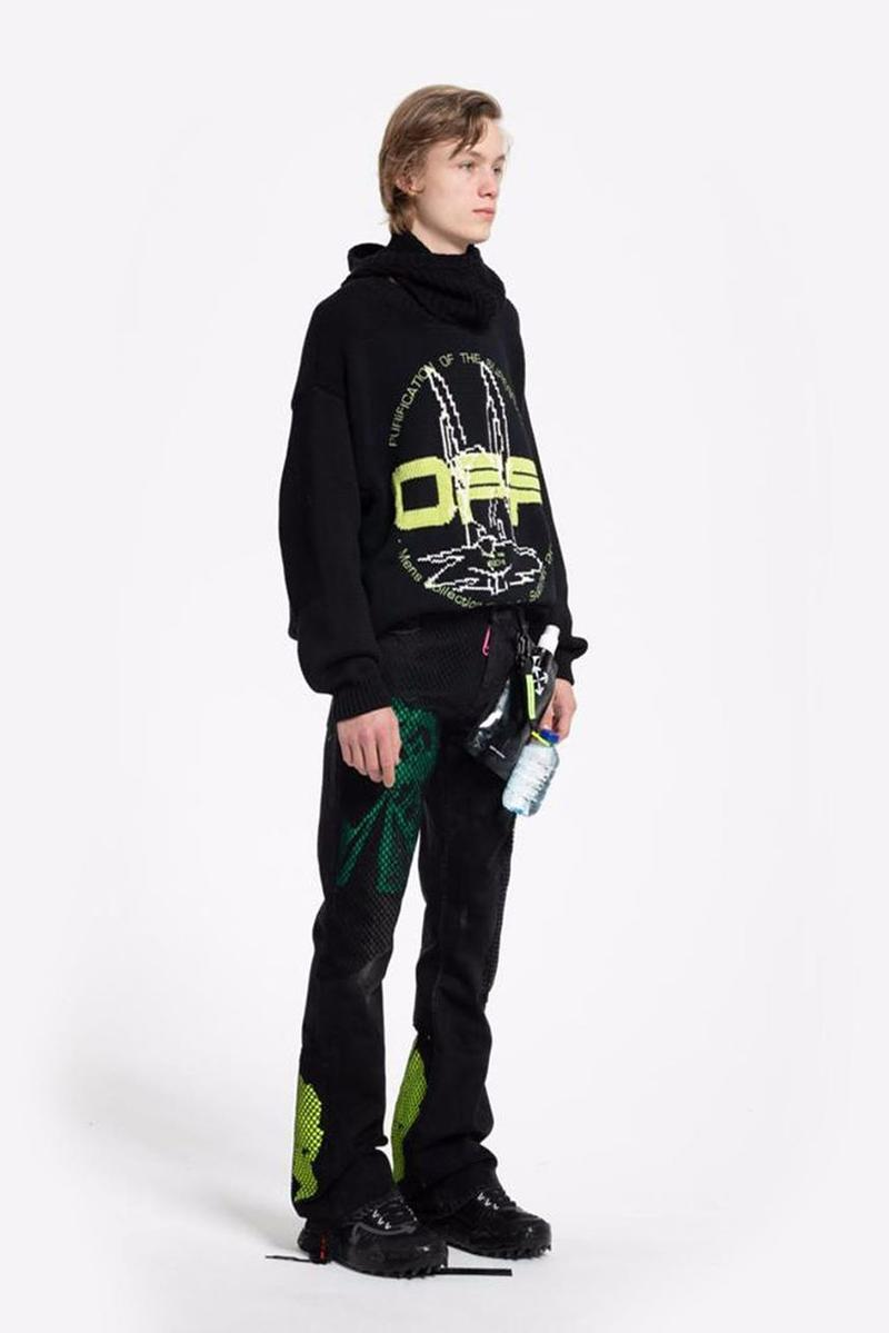 Off-White collection resort20 rationalism lookbook photos