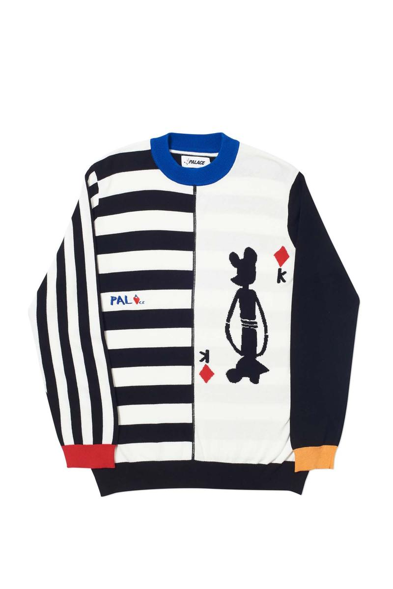 Palace Jean-Charles Castelbajc collection collaboration teaser video