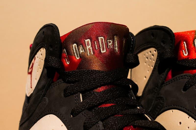 Photo de la Patta x Air Jordan 7