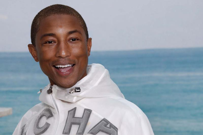 Pharrell Williams jeunesse secret video