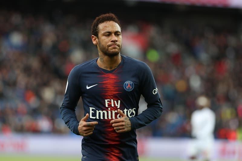 PSG Neymar record but cinquante
