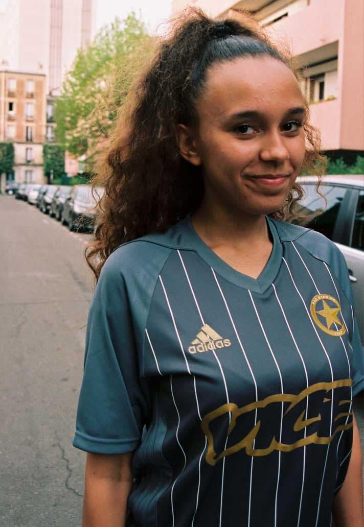 Photo du maillot Femme du Red Star FC