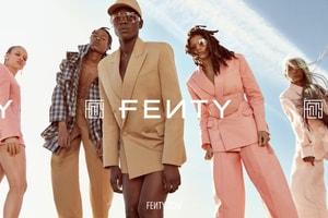 Rihanna présente sa première collection Fenty chez LVMH et ouvre un pop-up à Paris
