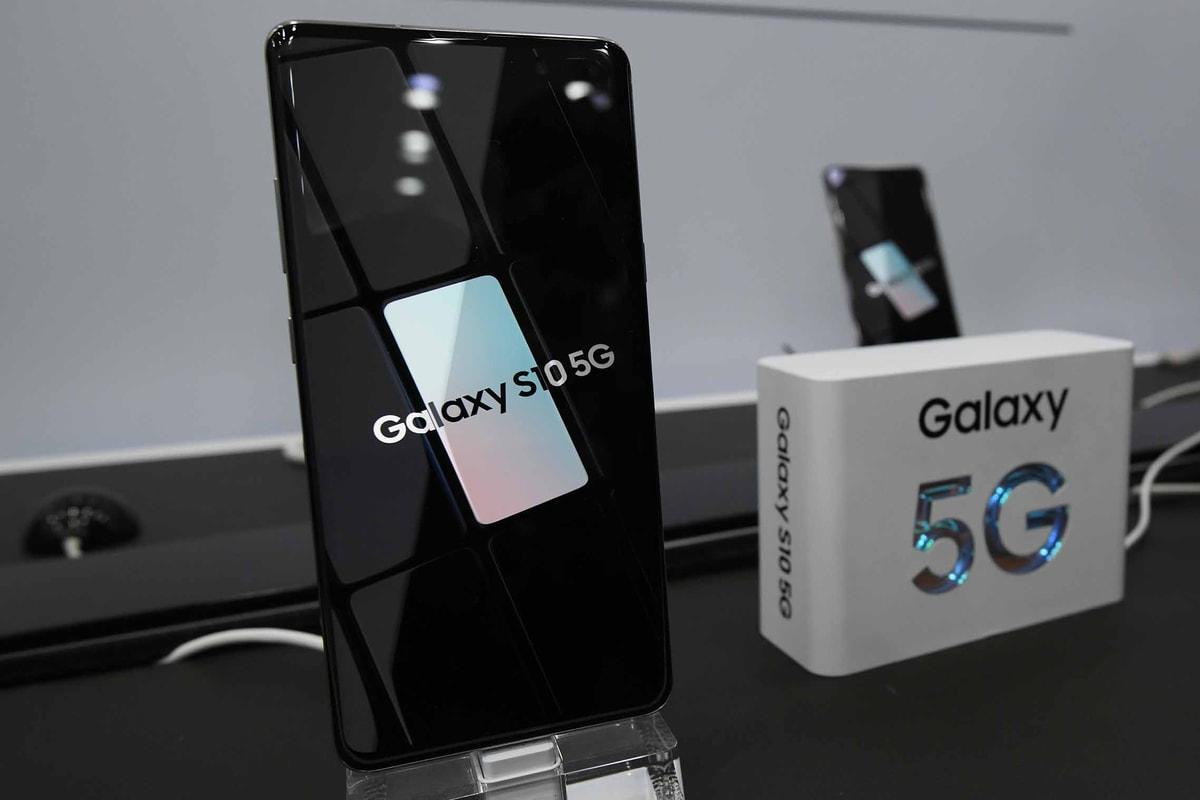 Vidéo - La vitesse impressionnante de la nouvelle connexion 5G du Samsung Galaxy S10