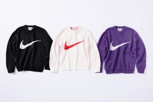 Collab avec Nike, costume... Voici toutes les pièces et prix du drop Supreme de la semaine