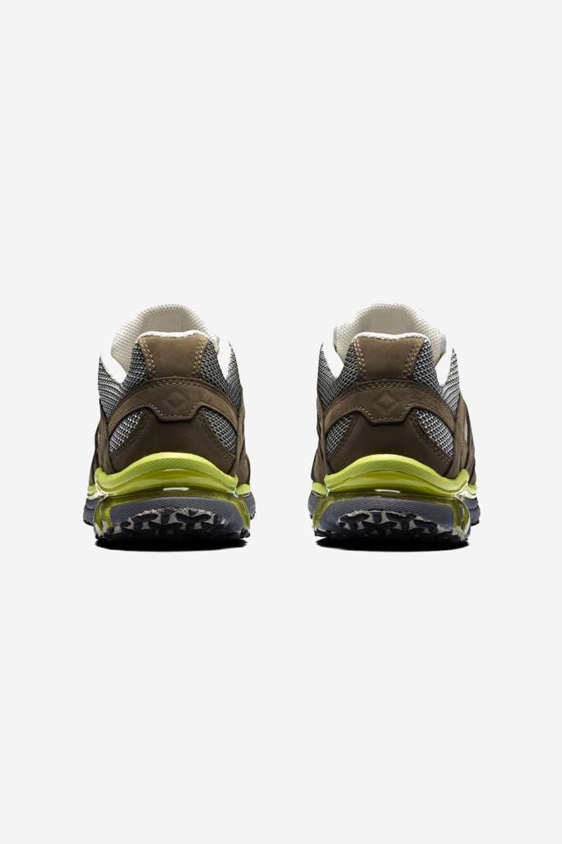 The Broken Arm Salomon sneakers collaboration photos