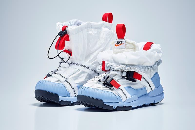 Photo Tom Sachs x Nike Mars Yard