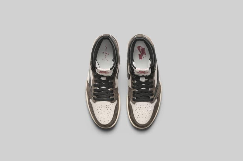 chaussures de sport a4464 ad801 Travis Scott x Air Jordan 1 : voici la liste des boutiques ...