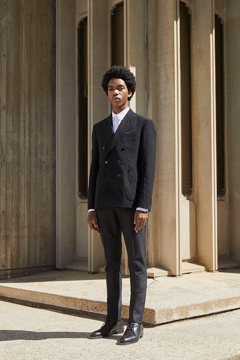 """Photo de la collection """"Staples Edition"""" de Virgil Abloh pour Louis Vuitton"""