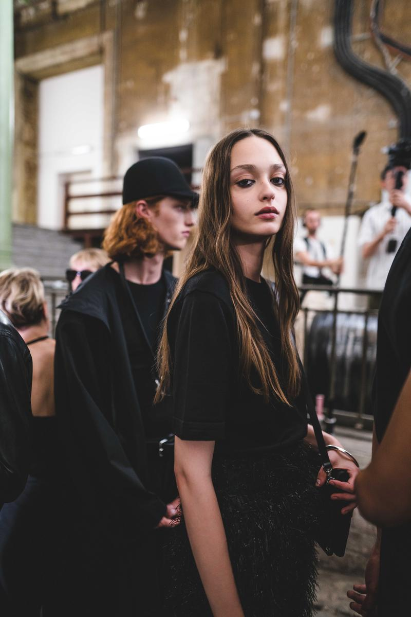 AMI fashion week paris défilé printemps été 2020 coulisses photos