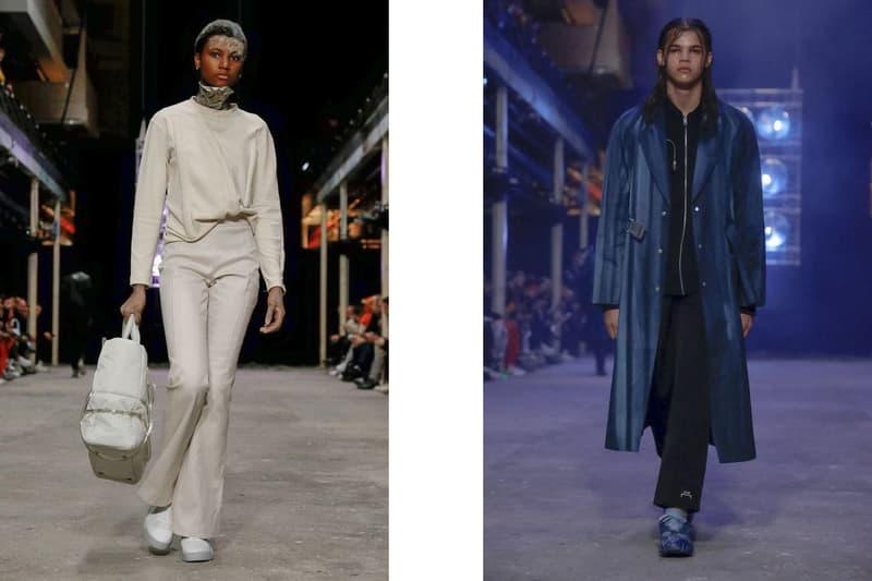 A-COLD-WALL* défilé printemps été 2020 fashion week londres