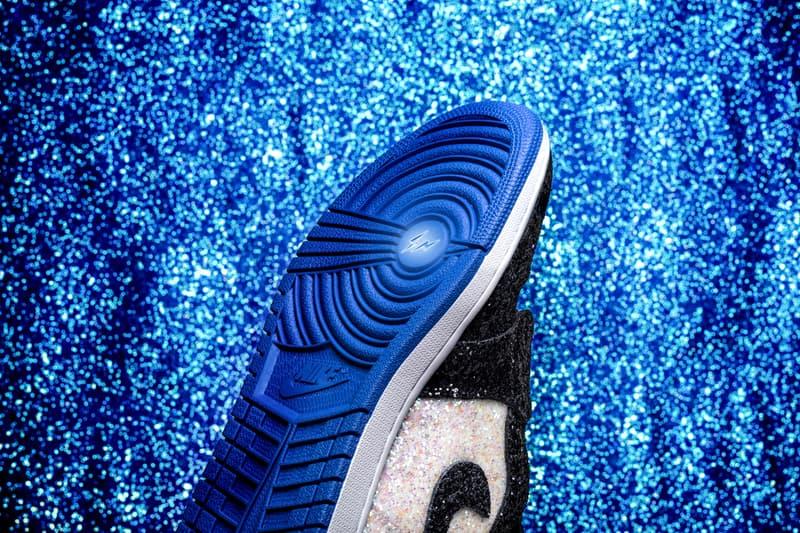 The shoe surgeon air jordan 1 fragment design paris nous photos shop