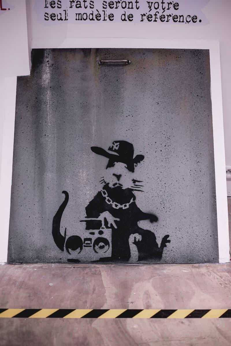 Photo Banksy Paris
