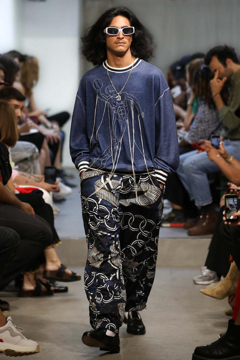 Blue Marble Fashion Week paris photos