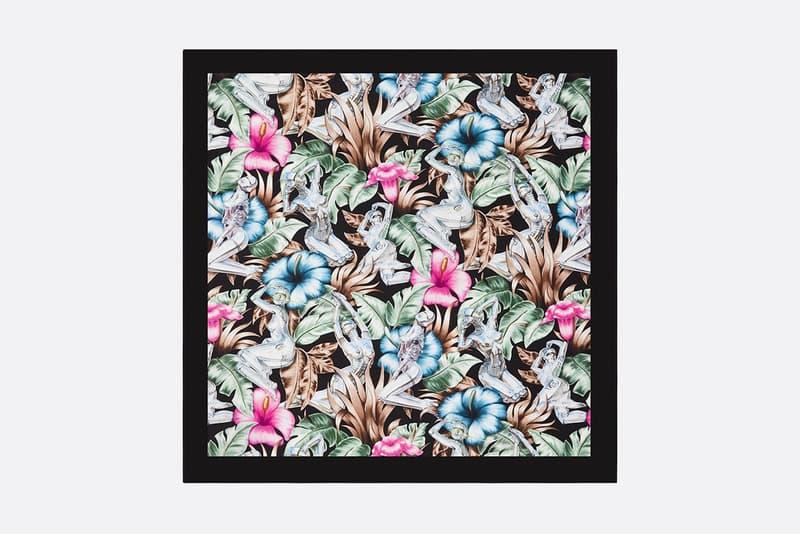 Dior kim jones collection beachwear sorayama photos