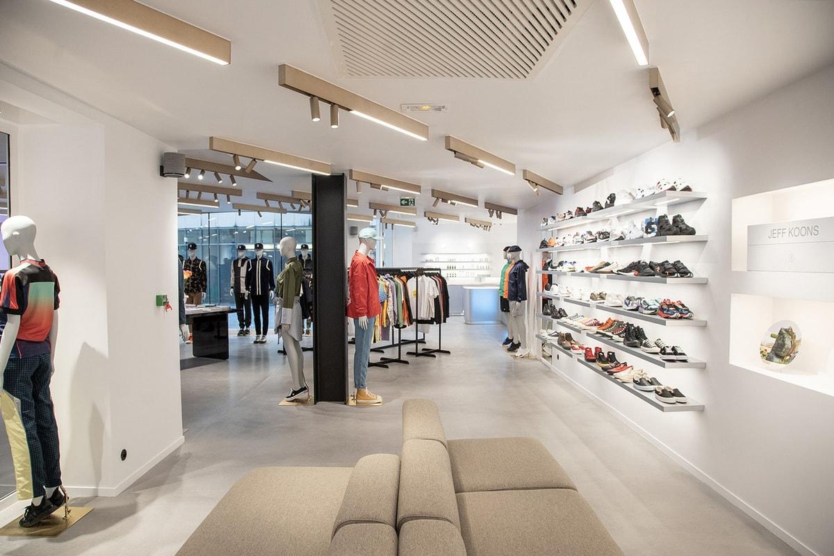 Voici les pop-up stores qu'il ne faudra pas rater lors de la Fashion Week de Paris