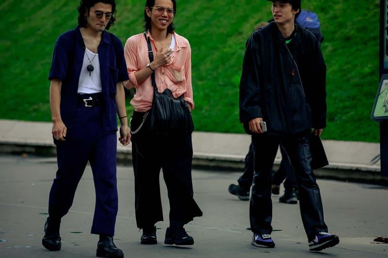Fashion Week paris streetstyles photos juin 2019