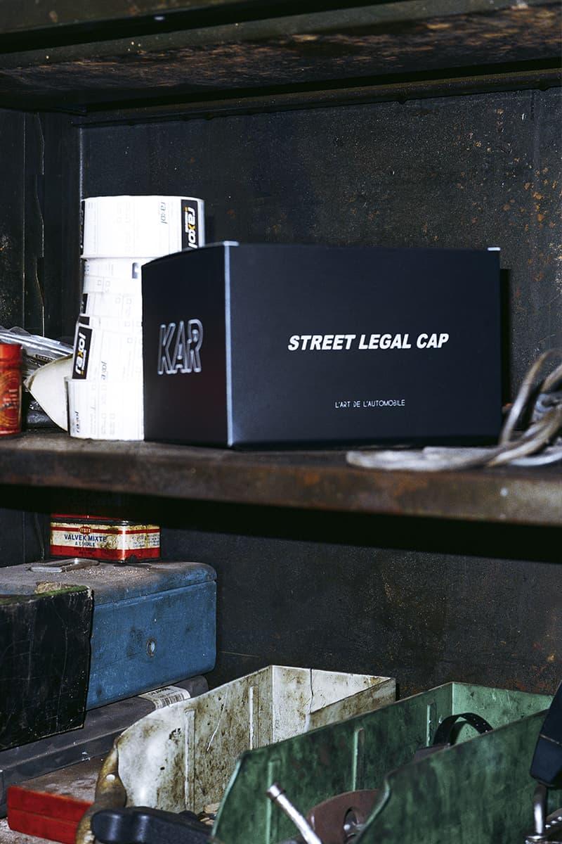 Photo L'Art De l'Automobile casquette