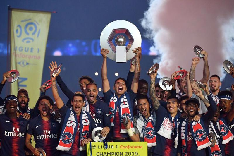 Photo PSG Ligue 1