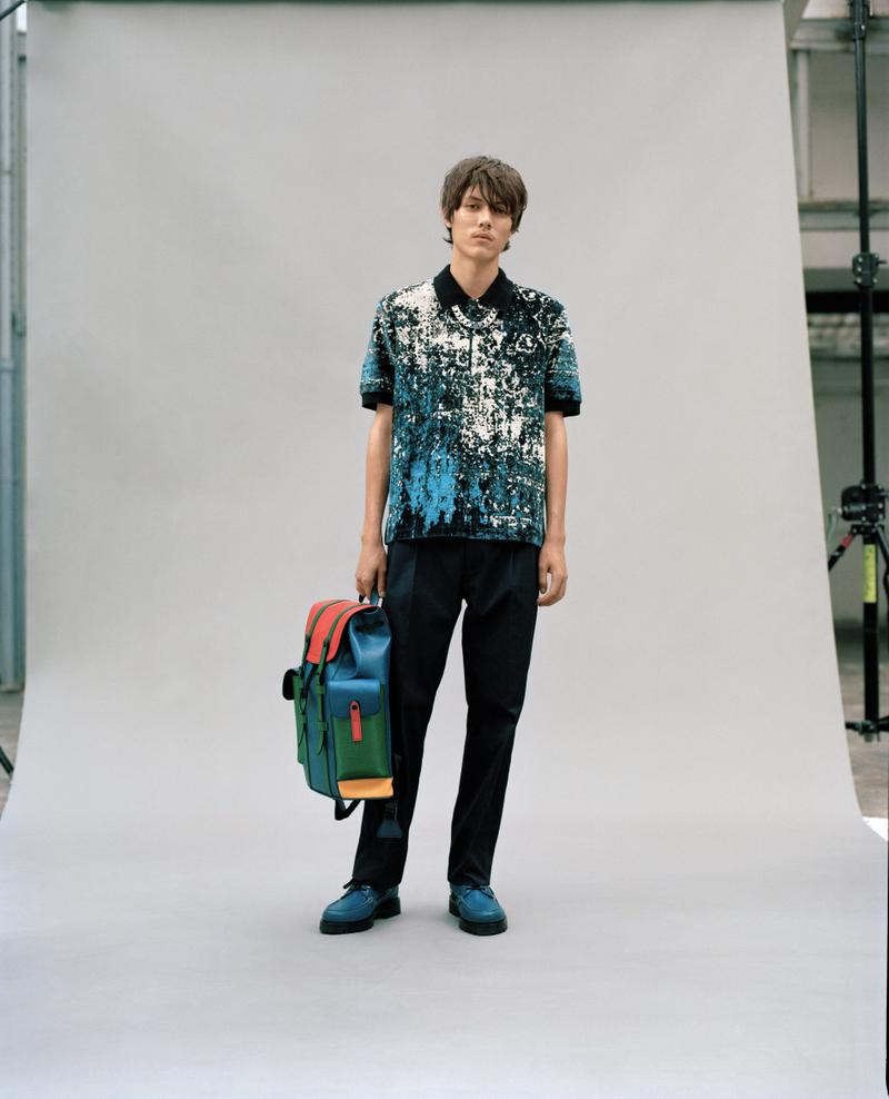 Photo Louis Vuitton pré-collection Printemps/Été 2020