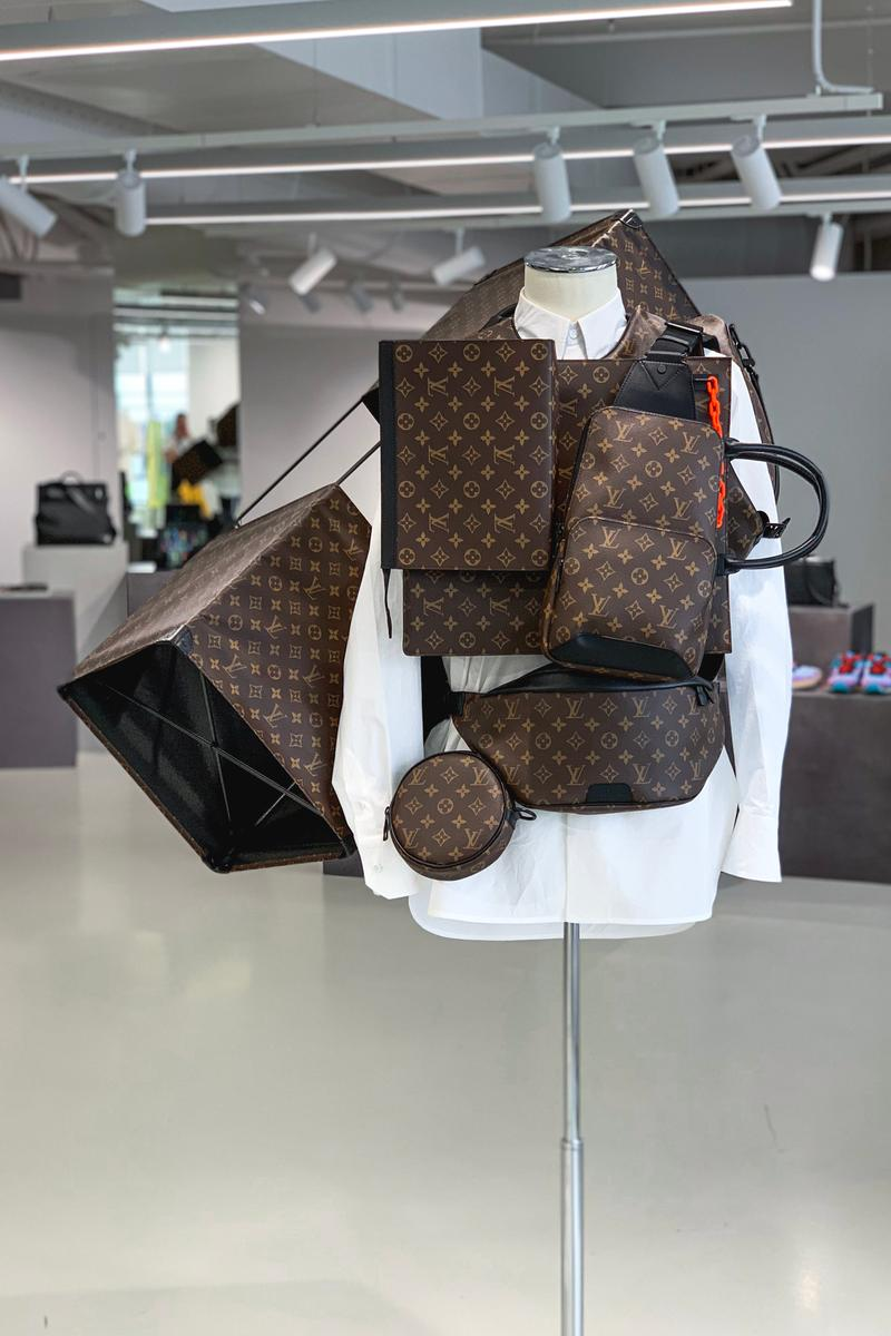 Photos de la nouvelle collection Louis Vuitton