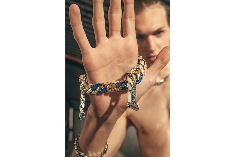 Photos des bijoux Louis Vuitton