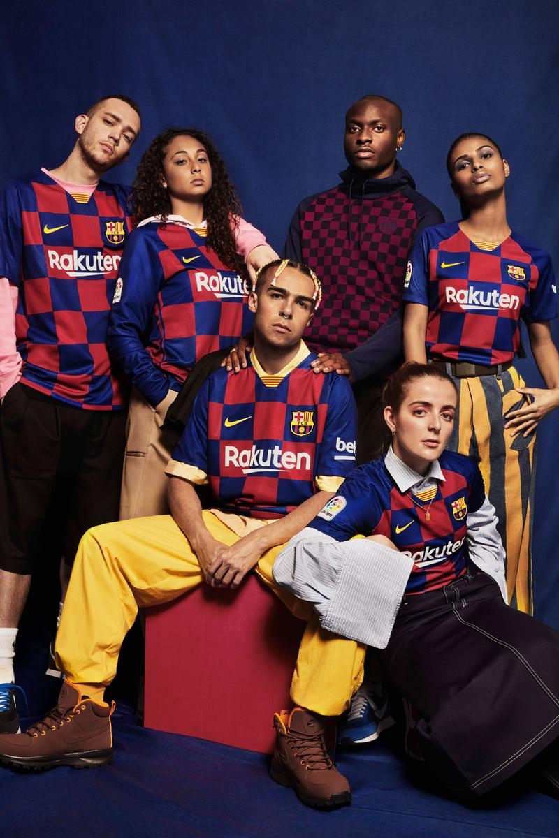 Photo du maillot du FC Barcelone 2019/2020