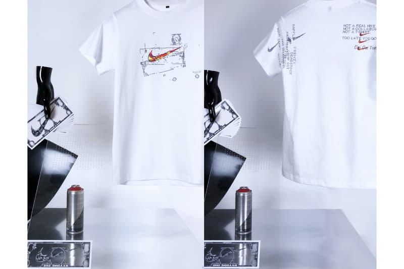 Photo des t-shirts NKE de Dai Dai Tran