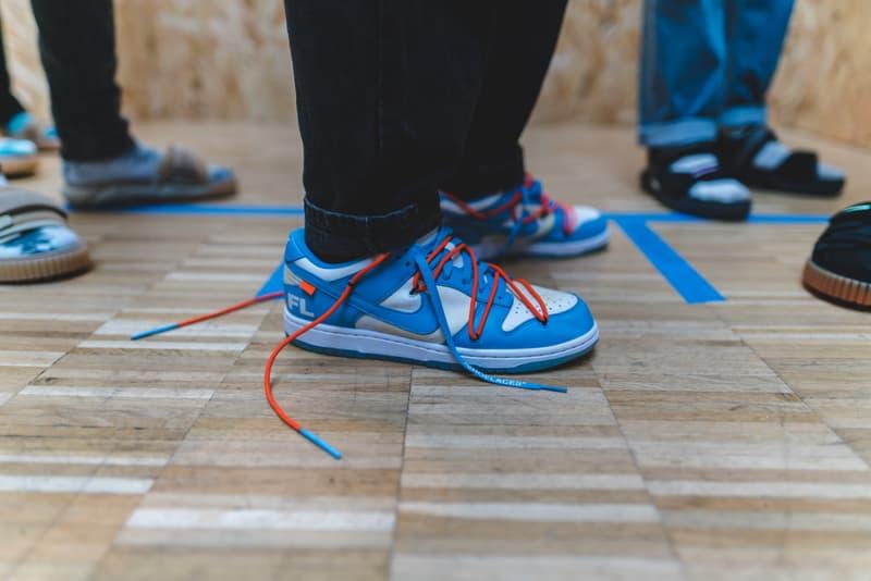 Photo de la Off-White™ x Nike Dunk Low