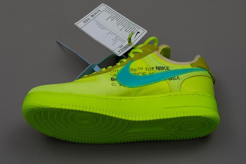 Photo Off-White™ x Nike