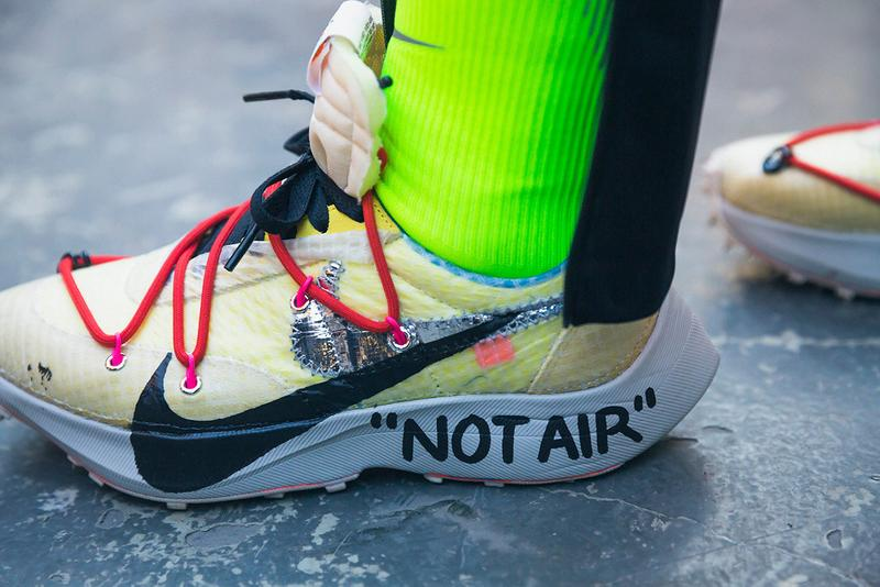 Photo de la Off-White™ x Nike Vapor Street