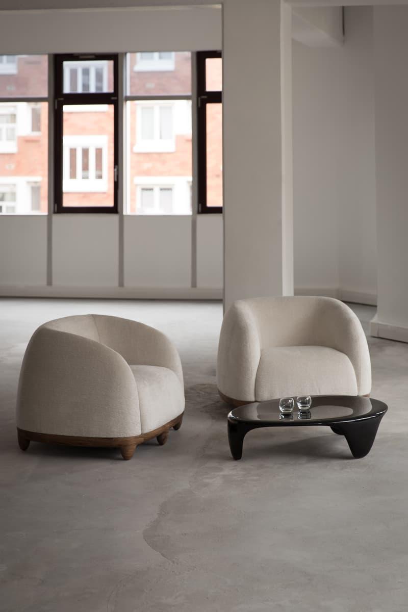 Paris Franck Genser meubles art design photos