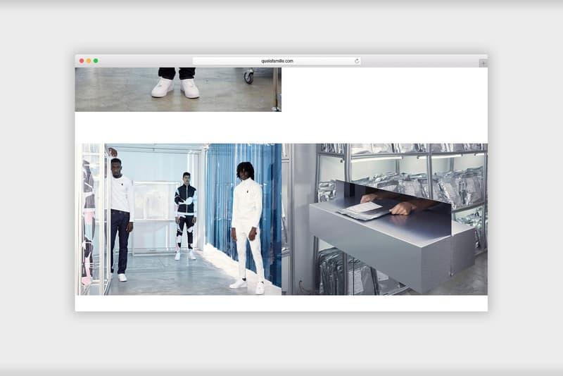 PNL Que la famille e-shop lookbook photos