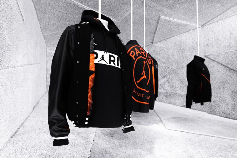 Conception innovante f1e8e 02d33 PSG x Jordan : voici la nouvelle collection de la collab ...