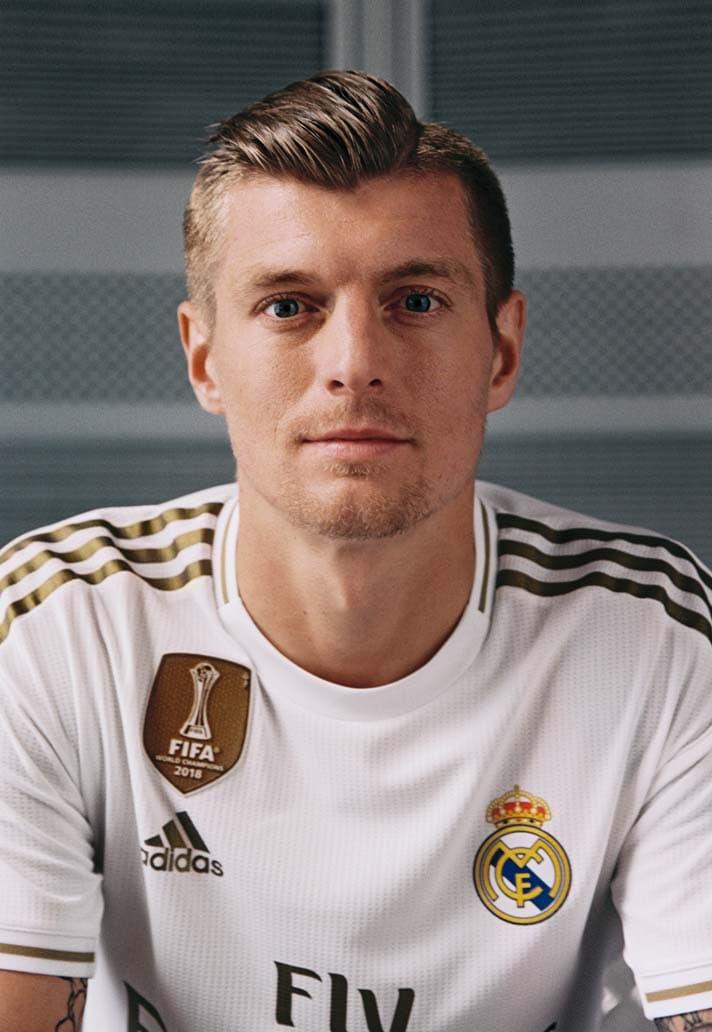 Photo maillot Real Madrid 2019/2020