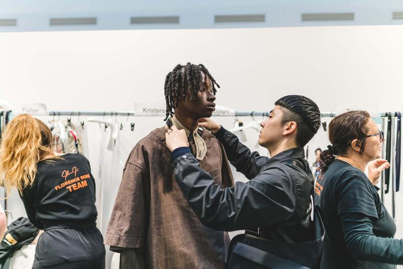 sacai fashion week paris défilé backstages photos printemps ete 2020