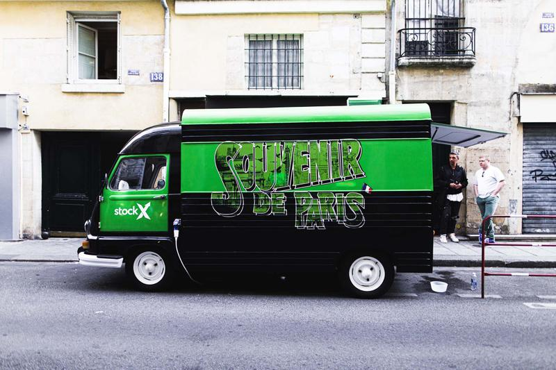 StockX camion gratuit