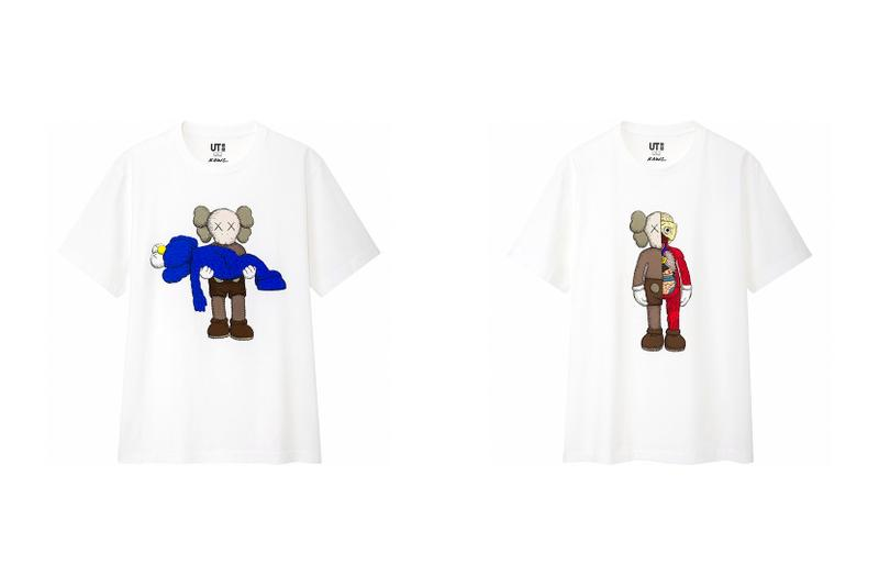 Photo Uniqlo x KAWS