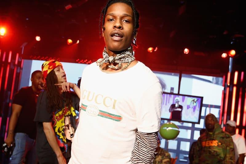 A$AP Rocky photo