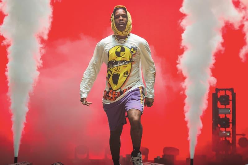 Photo d'A$AP Rocky