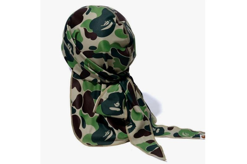 Photo des durags BAPE
