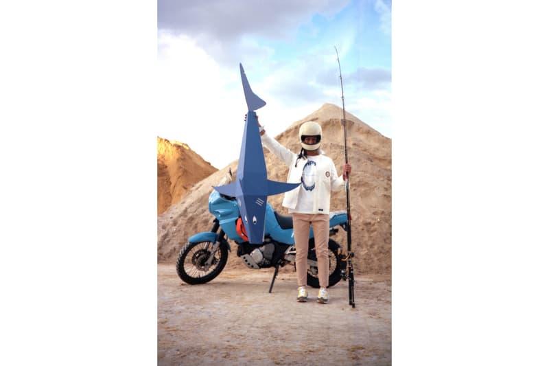 Bleu de Paname Big Fish 1983