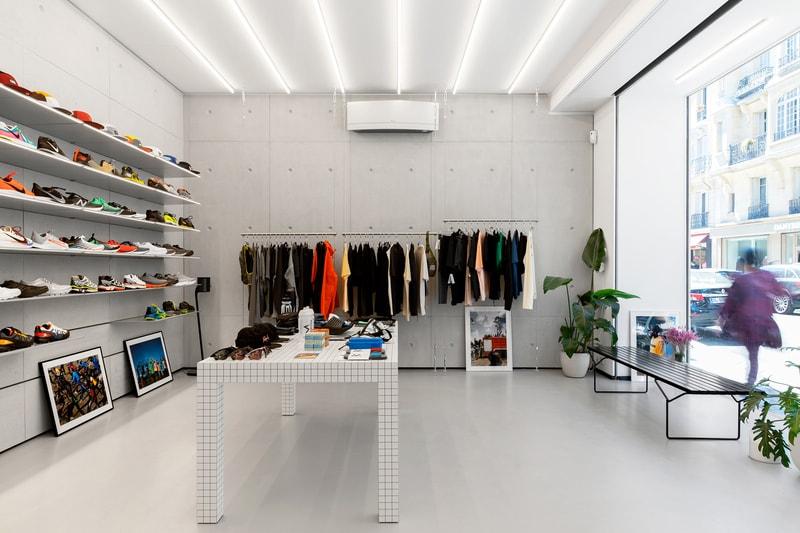 Le shop lyonnais Distance a ouvert son nouveau concept-store à Paris