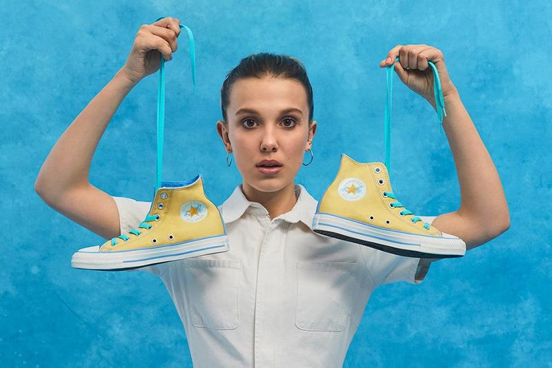 Converse Millie Bobby Brown
