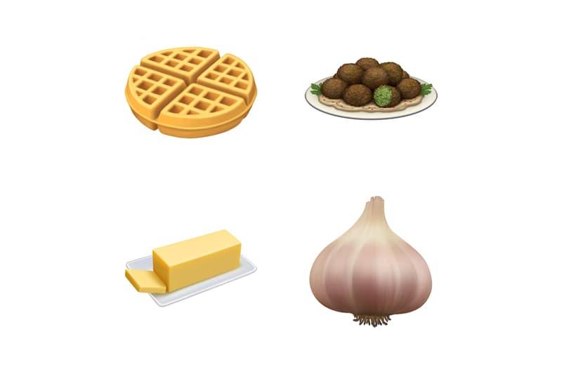 Apple emojis 2019 automne